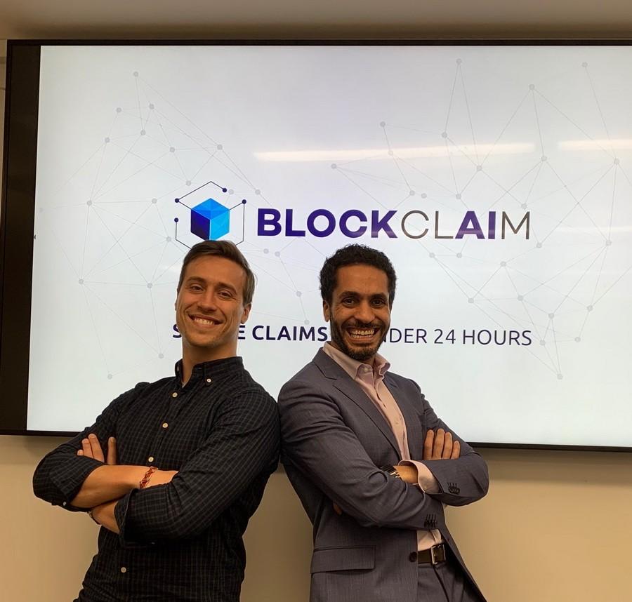 BlockClaim Insureblocks podcast
